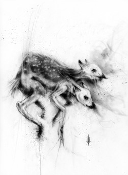 Hell is Here: the Fawns