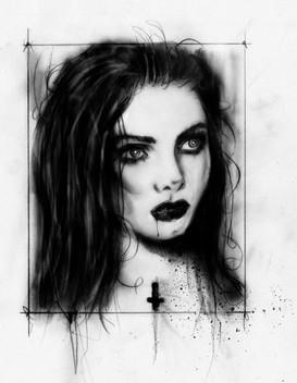 Goth Gal