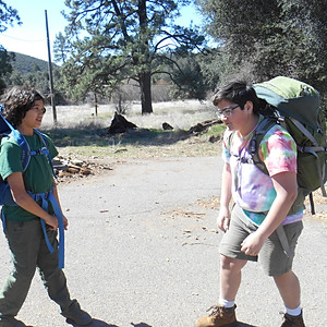 Granite Springs Hike