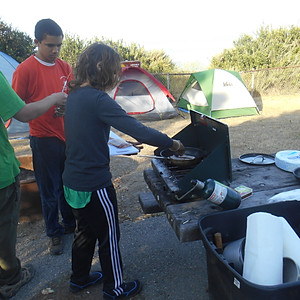 San Onofre Beach Campout