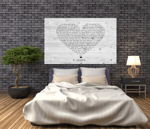 First Wedding Anniversary Gift Ideas Wedding Gift For Couple Wood