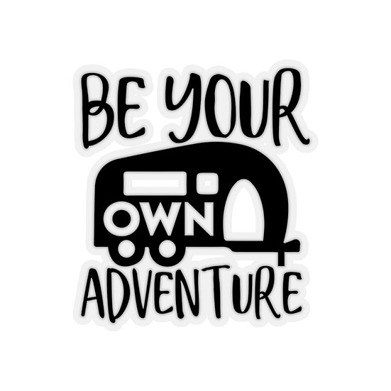 Be Your Own Adventure Kiss-Cut Stickers