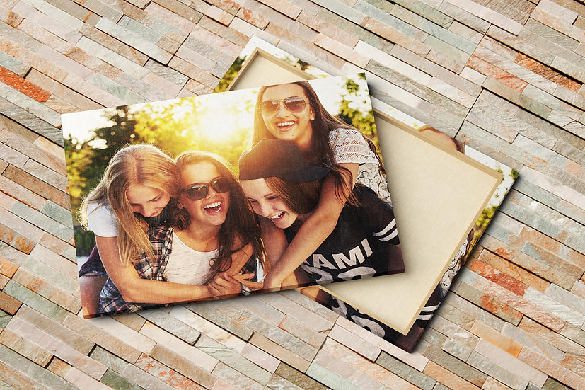 Best Friend Gift Ideas, Add Your Photo To Canvas