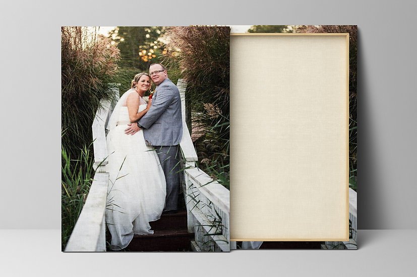 All Sizes Photo To Canvas, Wedding gift Idea For Couple