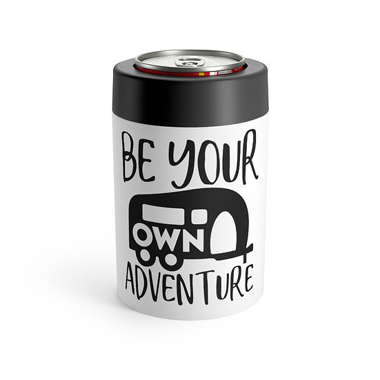 Be Your Own Adventure Stainless Steel Can Holder