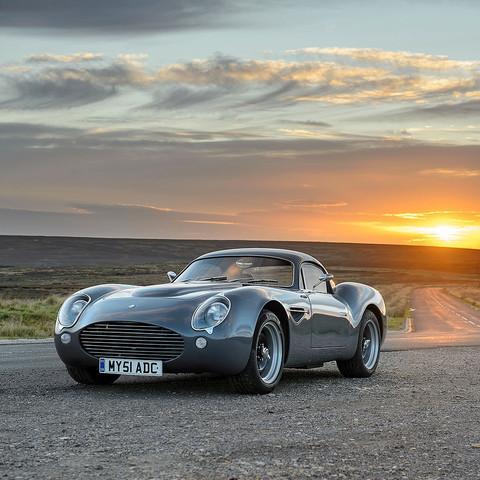 Faeger Design Comet launch shoot - Dowsetts Classic Cars