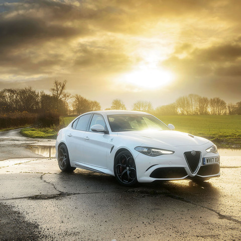 Alfa Romeo Guilia Quadrifoglio - Best of the Best