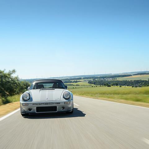 Porsche 911RSR homage