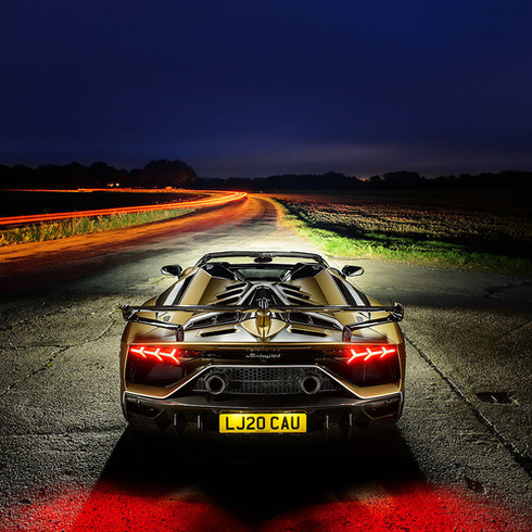 Lamborghini Aventador SVJ Roadster - Autovivendi Supercar Club