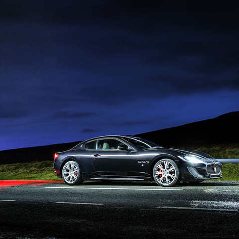 Maserati GranTurismo - Nuvola London