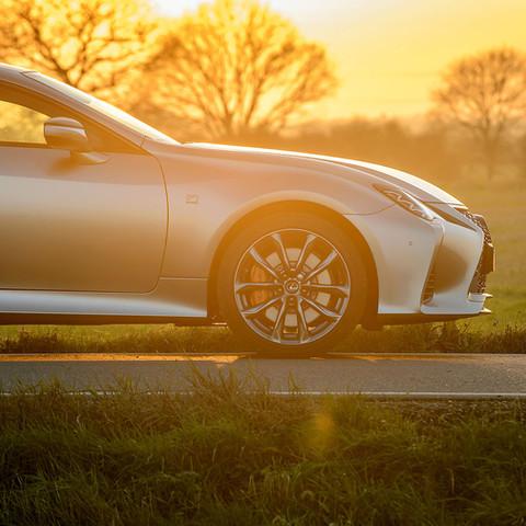 Lexus RC300h - Lexus UK