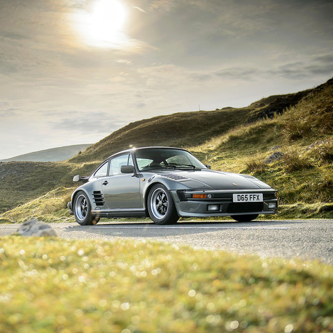 Porsche 930SE - GT Purely Porsche