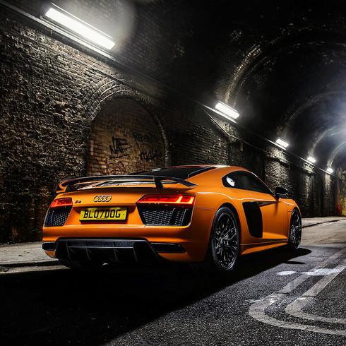 Audi R8 V10 Plus - private commission