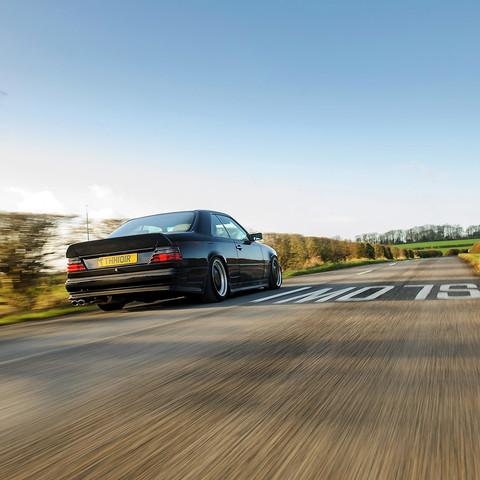 Mercedes W124 Coupe - Mercedes Enthusiast