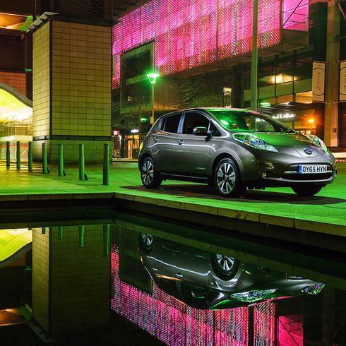 Nissan Leaf - Nissan UK
