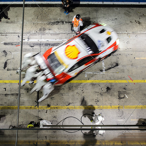 Nurburgring 24hrs - EVO magazine