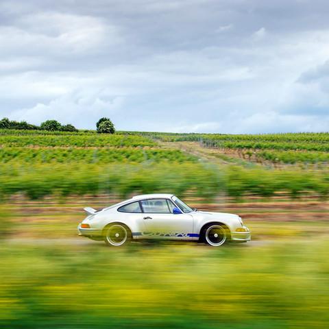 Porsche 911 RSR retromod - Total 911