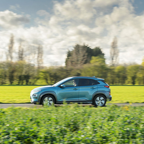 Hyundai Kona Electric - Hyundai UK