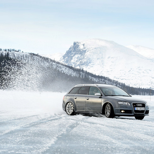 Audi RS4 - Winter Challenge 2019