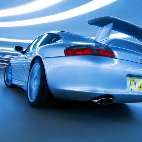 Porsche 996GT3 - private shoot