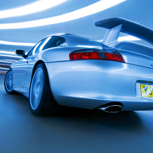Porsche 996GT3 - private shoot