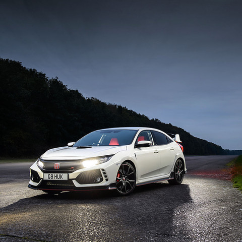Honda Civic Type R - Sid North