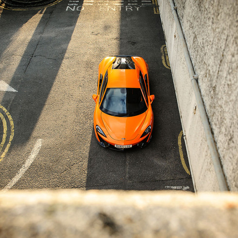 McLaren 570S - Autovivendi Supercar Club