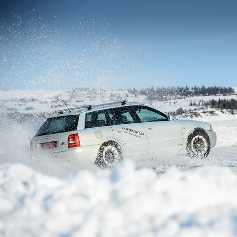 Audi S4 - Winter Challenge 2019