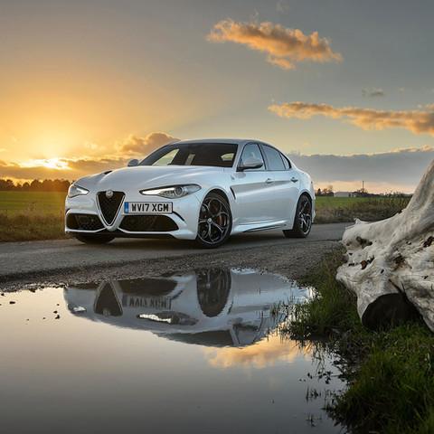 Alfa Romeo Guilia Quadrifoglio - Best of the Best