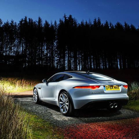 Jaguar F-Type Coupe - Best of the Best