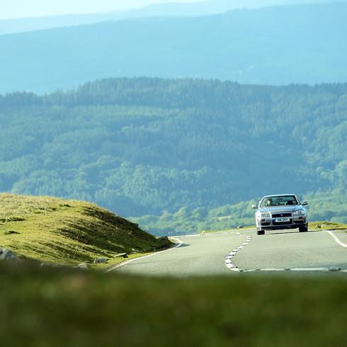 Nissan Skyline GTR - Nissan UK