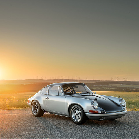 Porsche 911S/T - GT Purely Porsche
