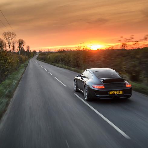 Porsche 997 CSR - Total 911