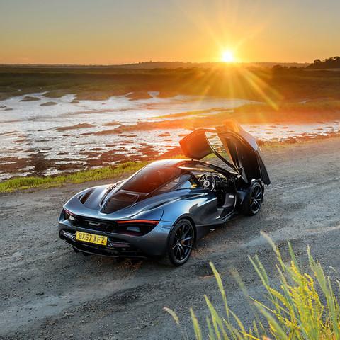 McLaren 720S - Autovivendi Supercar Club