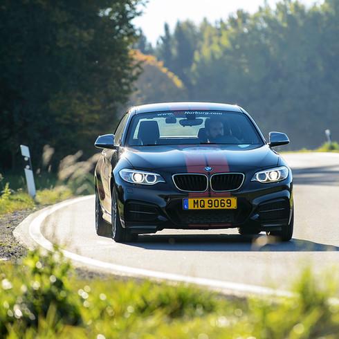 BMW M235i - RSR Nurburg for BMW Car
