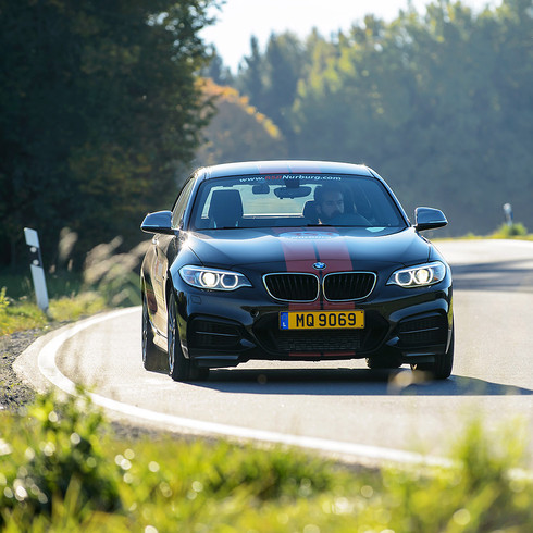 BMW M235i - RSR Nurburg for BMW Car