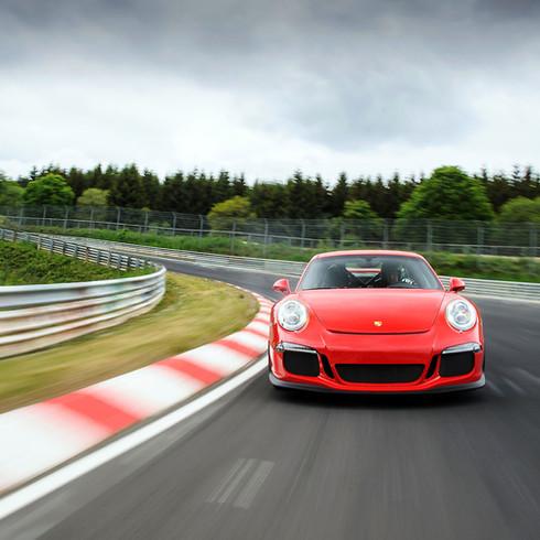 Porsche 991GT3 - Gran Turismo