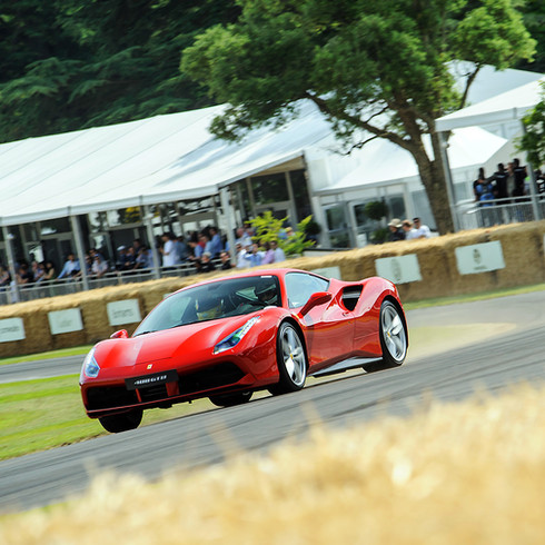 Goodwood Festival of Speed - Total 911