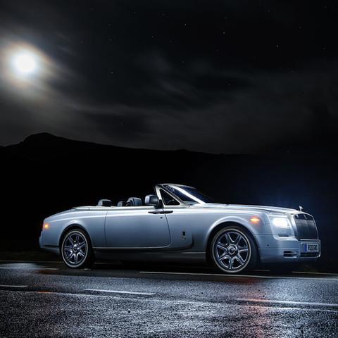 Rolls Royce Phantom Drophead - Rolls Royce