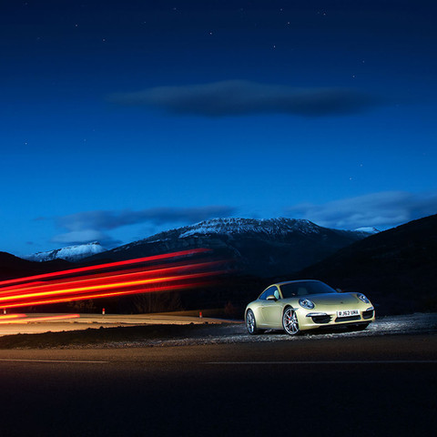 Porsche 991C4S - Total 911
