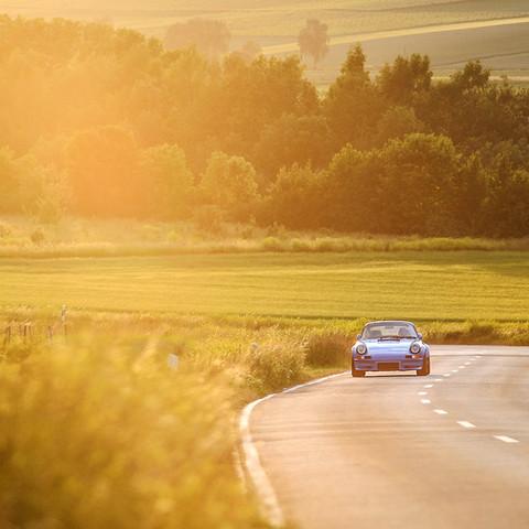 Porsche 911 RS retromod - GT Purely Porsche
