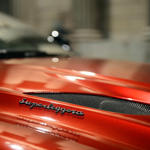 Aston Martin DBS Superleggera - Autovivendi Supercar Club