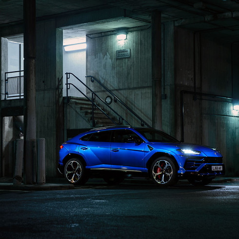 Lamborghini Urus - Autovivendi Supercar Club