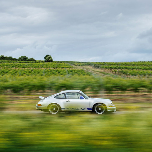 Porsche 911 RSR evocation - Total 911