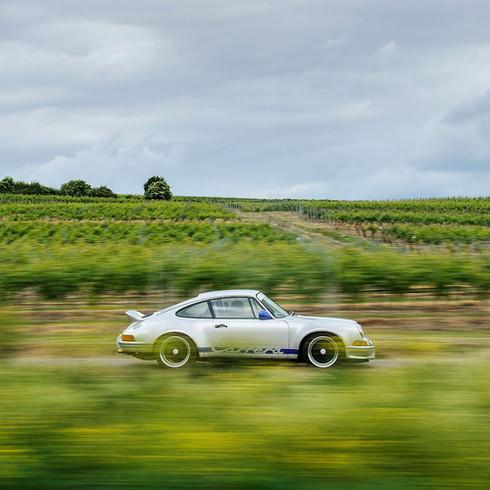 Porsche 911 RSR evocation - Total 911