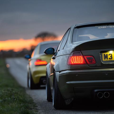 BMW M3 & 1-series - Fast Car