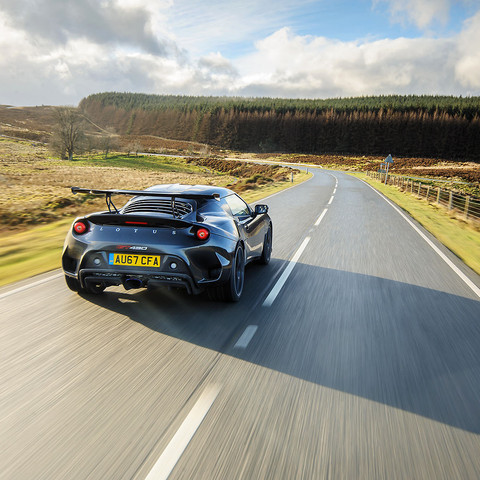 Lotus Evora GT430 - EVO Magazine
