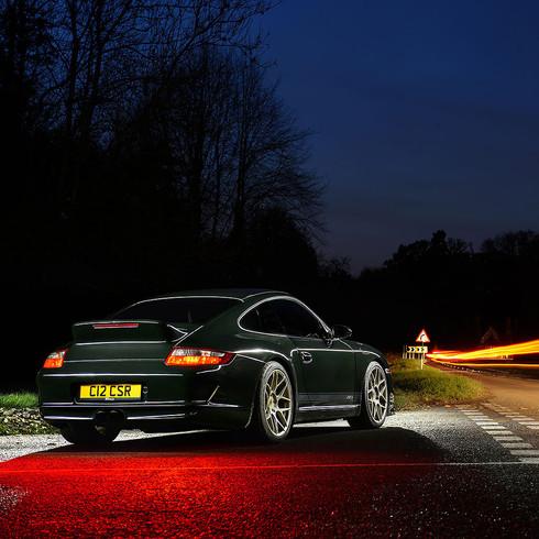 Porsche 997CSR - Total 911