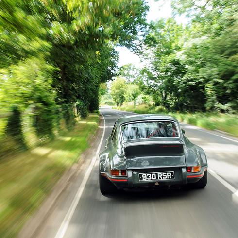 Porsche 930 Turbo retro - Total 911
