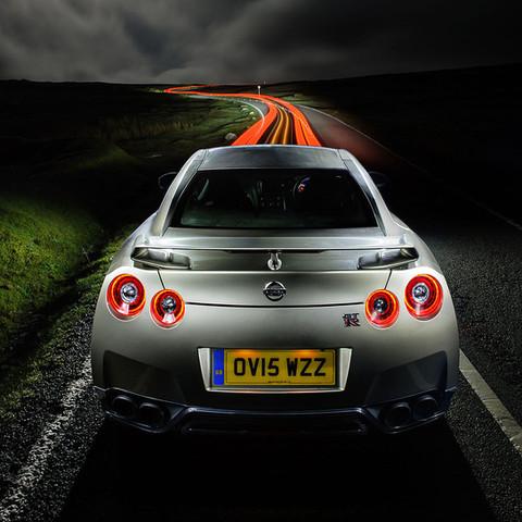 Nissan GTR 45th Anniversary - Nissan UK